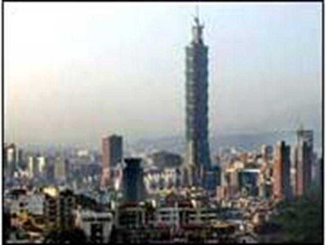 """Taipei 101"" fay hattının dibinde"